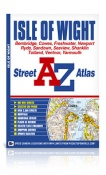 Isle of Wight A to Z Street Atlas
